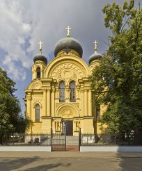 Cathedral of St. Mary Magdalene, Warsaw